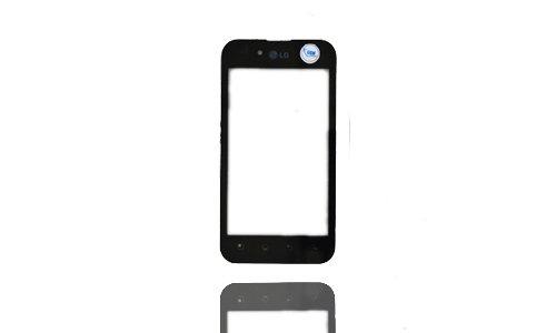 Touch Screen Touchsrceen Bildschirm für LG P970 Optimus P 970 Schwarz / black