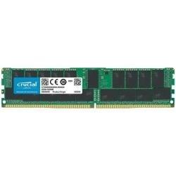 Crucial CT32G4RFD4266 – Memoria RAM de 32 GB (DDR4, 2666 MT/s, PC4-21300, Dual Rank x4, ECC, Registered, DIMM, 288 Pin)
