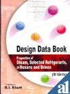 design-data-book-properties-of-steam-selected-refrigerants-n-hexane-and-brines