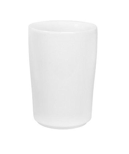 Kahla 394605A90039C Maxi-Becher, 0,35 L, Five Senses, weiß