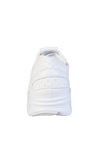 Armani Jeans 9350607p419, Sneakers Basses Homme Bianco