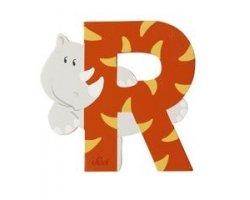 Sevi Alphabet Buchstaben Graffiti Animal, Buchstabe Rhinozeros R