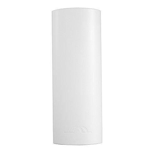 Festnight Wireless Outdoor CPE Bridge 900Mbps 5.8G 14dBi Antenna direzionale a Lunga Distanza Wireless Access Point-to-Point (A + B)