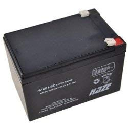 12V 12Ah Haze Sealed Lead Acid (AGM) Mobility Scooter Battery