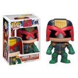 FUNKO Pop! Heroes: Judge Dredd - figuras de juguete para niños (Multi)