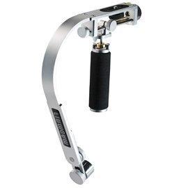 LARK Schwebestativ / Steadycam, Stabilisator für Kamera, Smartphone und Camcorder - Silver