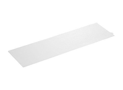 PremiumPlus Antirutschfolie AntiRutsch Stufenmatten Treppen | Transparent | Selbstklebend | 180x600 mm