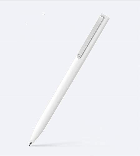 Xiaomi BZL4011TY - Bolígrafo (Bolígrafo retráctil con clip, Blanco, De...