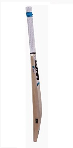 GM-Six6-F2-808-English-Willow-Cricket-Bat-Mens-Short-Handle