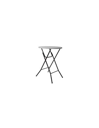 Perel Standing Table Stehtisch Weiß FP185N Belastbarkeit (Gewicht) (max.) 80 kg