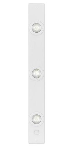 EGLO 86355 Unterschrankleuchte, Metall, G4, grau
