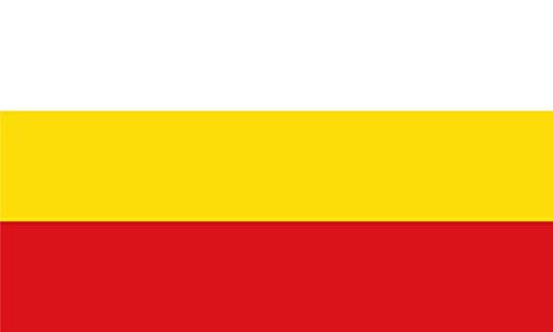 magFlags Flagge: Large San Rafael Costa Rica | Cantón San Rafael en la Provincia Heredia | Querformat Fahne | 1.35m² | 90x150cm » Fahne 100% Made in Germany