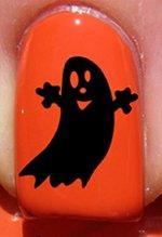 Halloween Fantôme mignon - Stickers pour ongles YRNAILS