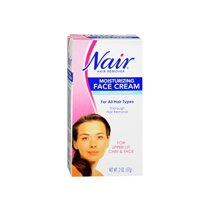 Nair Nair Hair Removal Cream With Baby Oil For Face