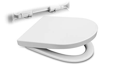 WC Ersatzsitz für EAGO BOHEMIA WD332 mit Softclose Funktion (EAGO 332 Serie) (Wc-sitz Eago)