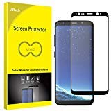 JETech Screen Protector for Samsung Galaxy S8, PET Ultra HD Film, Full Screen Coverage, Case Friendly