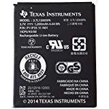 Batterie de rechange pour modèles TI Nspire CX / TI Nspire CX CAS / TI 84 Plus CE-T