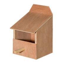The Hutch Company Bird Nest Box Cockatiel-Finch (Finch Nest Box)
