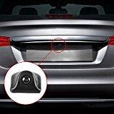 GPCT Auto Fahrzeug [Backup Kamera Einparkhilfe] W/NIGHT VISION, 656x 492HD Auflösung, einfach DIY Installation [wasserabweisend] [stoßfest] CE/FC Green Truck/Van/Caravan/Wohnwagen/Camper