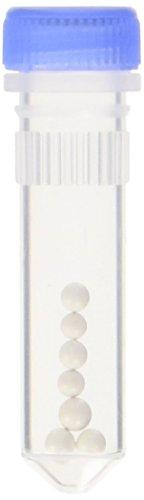 Benchmark Scientific beadbug D1032–30High Impact Zirkonium Perlen in 2.0ml Triple Pure Röhren, Acid Washed, 3mm Durchmesser (50Stück)