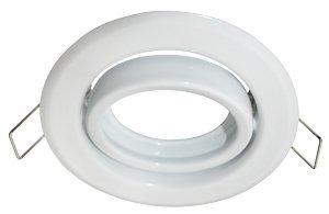 Fixation de Spot encastrable - modèle CLASSICAL WHITE