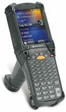 Motorola MC9200 Handheld-Computer - Wi-Fi (802.11a/b/g/n) - 1D Long Range Laser Scanner (SE1524 Scan Engine) - Gun Grip - Windows Embedded 6.5 - 53-Tasten-Tastatur / MC92N0-GJ0SXERA5WR