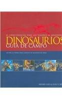 Dinosaurios - guia de campo