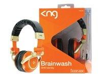 KNG Brainwash Designer Headphones - Shift Identity