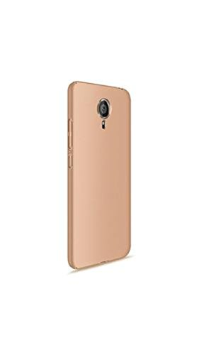 ELECTROPRIME® Fashion Anti-Drop Shockproof Phone Shell Protective Back Cover for Meizu Pro 5 (Gold)
