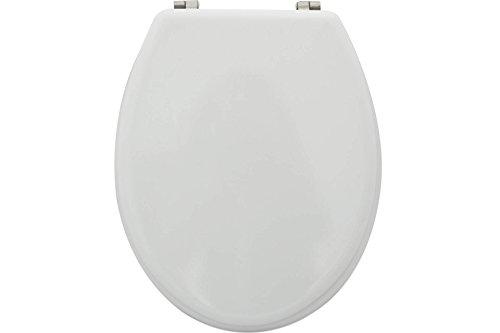 Toilettendeckel aus MDF 43 x 36 cm WC Sitz Klodeckel WC Deckel