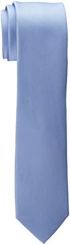 ESPRIT Collection Herren 998EO2Q801 Krawatte, Blau (Light Blue 440), One Size (Herstellergröße: 1SIZE) -