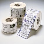 Zebra 12-Pack Label DT 4X6 475/ROLL PE DQP 3000 -