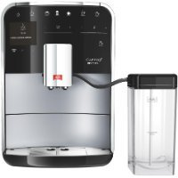 Melitta Caffeo Barista Fully Automatic Speciality Coffee Maker with My Coffee Memory - Silver small image