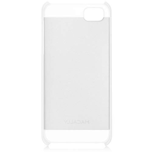 Macally SNAP, Schutzhülle für iPhone SE, 5/5s, Transparent -