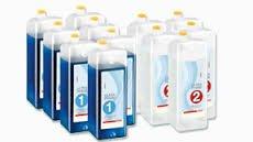 Preisvergleich Produktbild HGN® - Surply-Miele Ultra Jahres Phase Paket 7x Phase 1 und 5x Phase 2