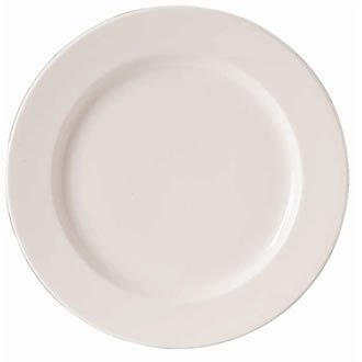 12 x Royal Porcelaine Blanc Maxadura Advantage Service Assiettes 280 mm en porcelaine fine