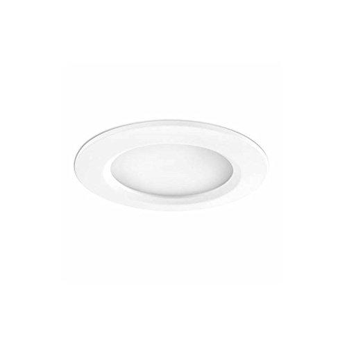 Einbauleuchten Badezimmer-fan (Faro Barcelona Dana 42925-Einbauleuchte inklusive Leuchtmittel LED, 12W, Alu-Körper und Diffusor aus PMMA, weiß)