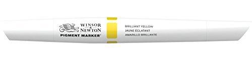 Winsor & Newton Pigment Marker, Brilliant Yellow by Winsor & Newton