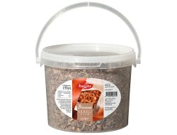 Kandiszucker braun eimer 2,5 kilo