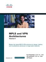 MPLS and VPN Architectures (Volume II): (642-611)
