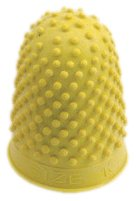 quality-thimblette-rubber-for-note-counting-page-turning-size-2-large-yellow-ref-265494-pack-of-10