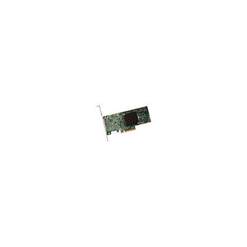 LSI Logic Controller Card 05-26105-00 MegaRAID 9341-4i Single 4Port  SATA/SAS PCI Express 3 12Gb/s Low Profile Bracket Retail