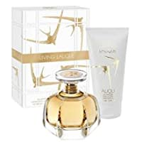 Lalique Living Set Eau De Parfum Vapo + Bagno Doccia Floral, Woody LIVING LALIQUE, an emotional, elegant fragrance whose iris heart is softened by woods and balsams. The quintessence of the Lalique lifestyle. Scent: Top Note: Black pepper, Bergamot, ...