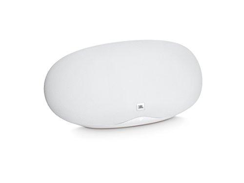 JBL Playlist WLAN-Lautsprecher mit integriertem Chromecast weiß