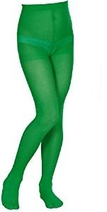 (Widmann-WDM2058G Kostüm für Mädchen, Grün, WDM2058G)