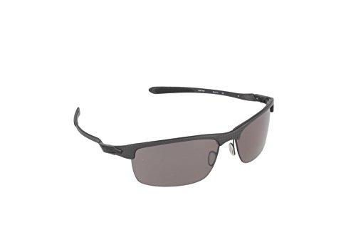Ray-Ban Herren 0OO9174 Sonnenbrille, Schwarz (Matte Satin Black), 65