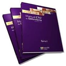Manual cto enfermeria 5ª ed (2012), 3 tomos