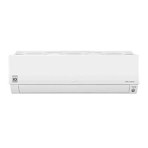 LG 1 Ton 5 Star Wi-fi Inverter Split AC (Copper, KS-Q12ZWZD, Crystal White)