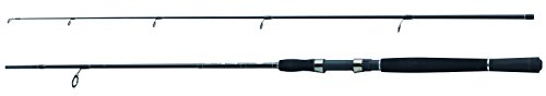 Fladen Xtra Flexx–(2,4m/2,4m) 2Stück Basalt Extra Schwere Lift–Spinnrute (CW 10–40g)–Ideal für frisches Wasser oder Sea Sport [12–01240] Ugly Stick 2 Stück Angelruten