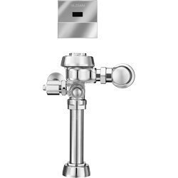 SLOAN Ventil 186-0,5ausgesetzt Urinal Flushometer für 3/4-Zoll Top Spud Urinale, chrom - Spud Flushometer